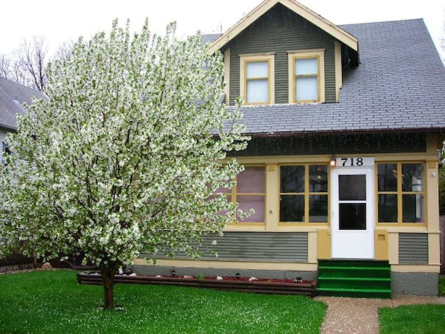 Historic Craftsman Home.....2 Bdrms