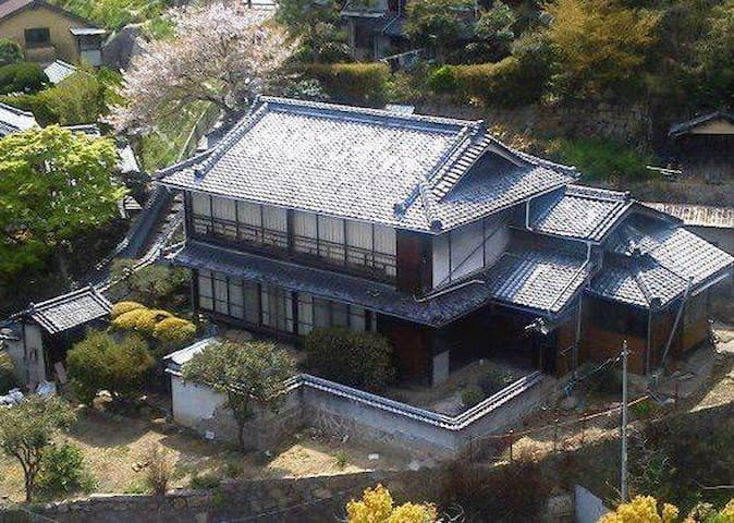 Antique trad villa with view - Onomichi-shi - Villa