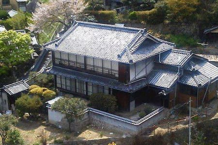 ○Antique trad villa with view○ - Onomichi-shi
