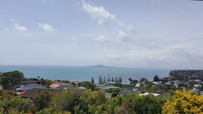 1 Large Bed/Livingroom in Browns Bay nearby Beach