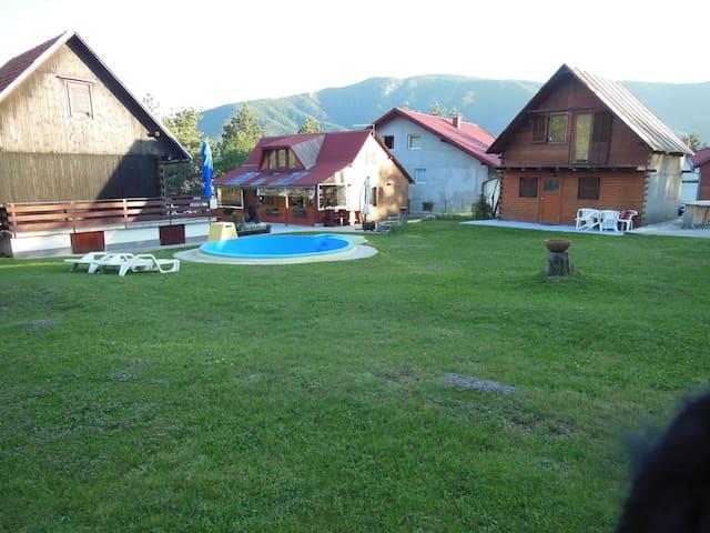 Fam. Trauber A2 - Rudanovac - Apartment