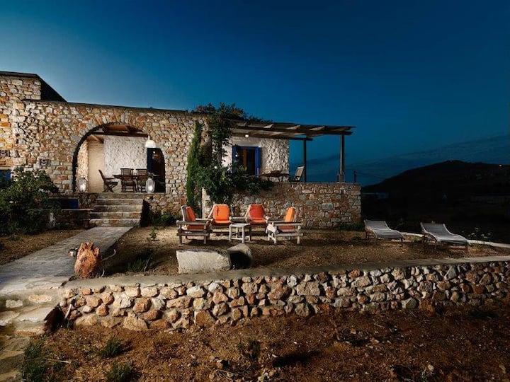 Villa Hermes - Luxury Villa Paros