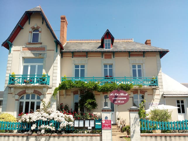 Chambre d'hôte - Les Rosiers-sur-Loire