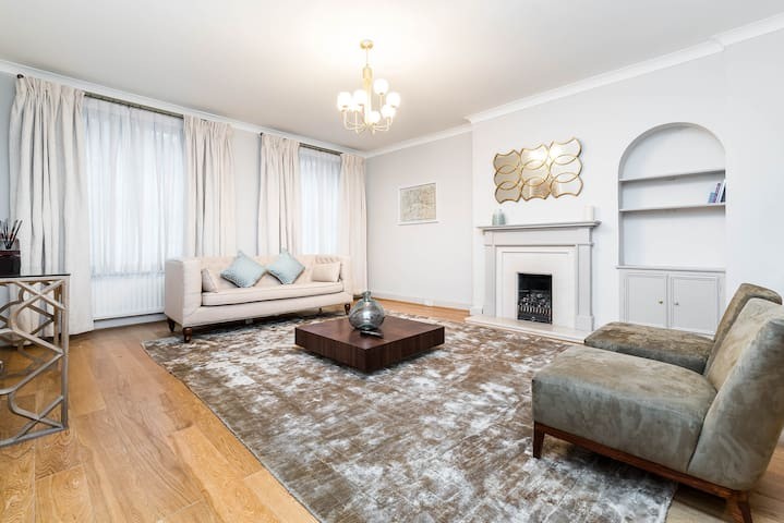 Luxury 2 Bed Flat in the centre Victoria/Pimlico! - London - Wohnung