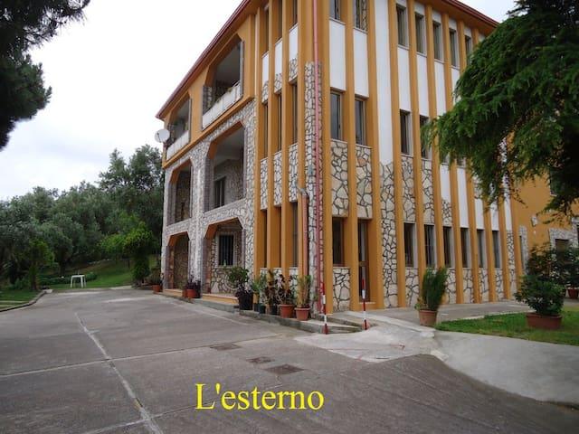 Sangineto Lido miniappartamenti - Sangineto Lido - House