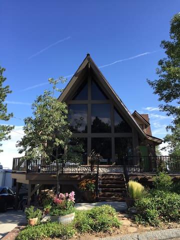 LaRose 2 Room Mountain Retreat - Lake Arrowhead - Casa