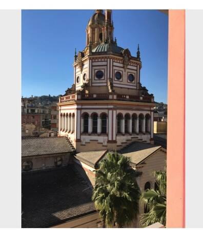 Posti letto in centro a Rapallo!