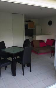 Bel appartement proche de Genève - Ain - Lejlighed