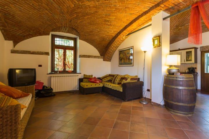 antica cascina di charme - Piossasco - Vila