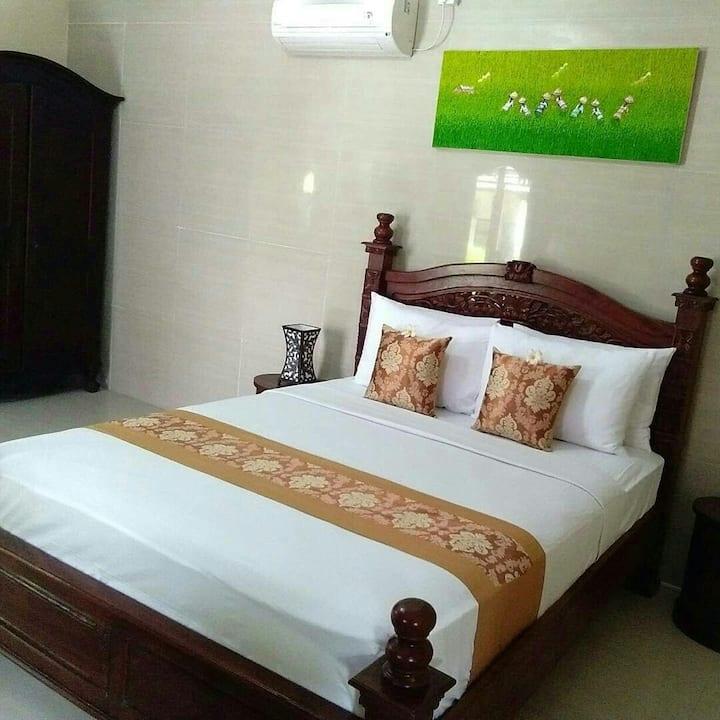 Kamar suite cocok untuk honeymoon