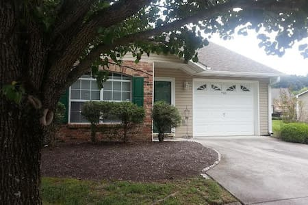 2BR-2BA Condo in South Knoxville - Knoxville - Wohnung