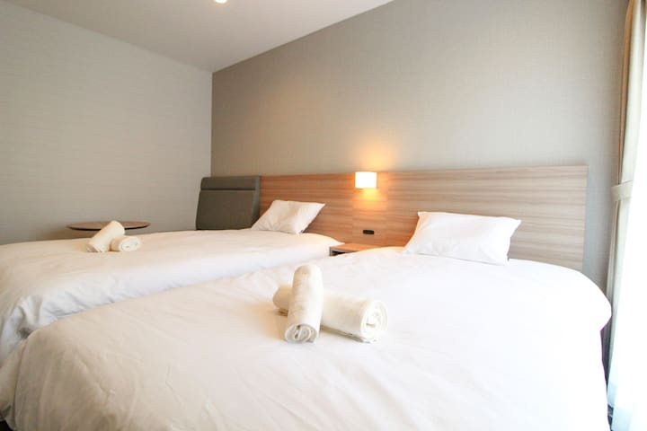 4 minutes to Haneda Airport,Concept Apartment #103