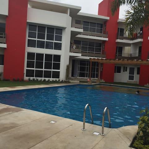 DEPARTAMENTOS IDEALES PARA VACACIONES - Tres de Mayo - Apto. en complejo residencial