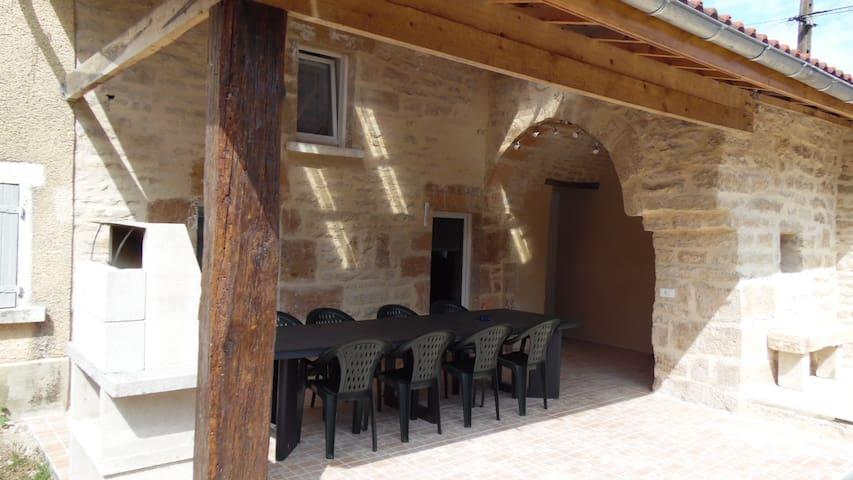 Grand meublé de tourisme ★ ★ ★ - Fresnes - Haus