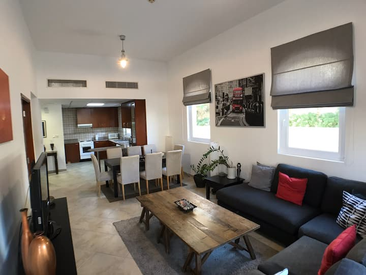 British owned homely flat in quite area