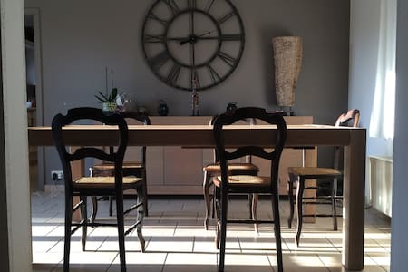 Chambre dans fermette - Waterloo - Braine-l'Alleud - Rumah