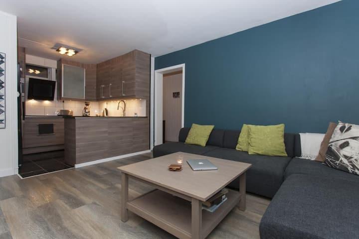 Tveita apartment with a view