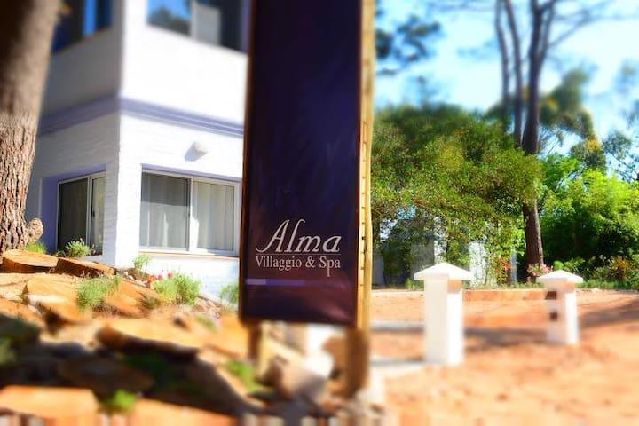 Casas con servicios de gran hotel - La Pedrera - Villa