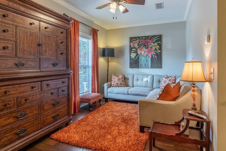 The Orange Suite