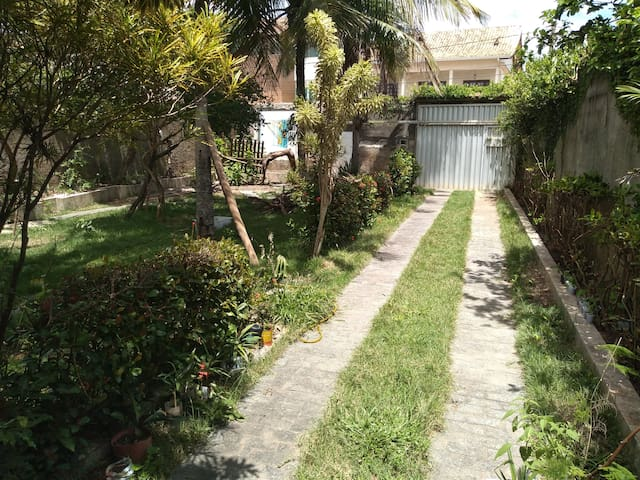 Casa na praia de Interlagos Q2