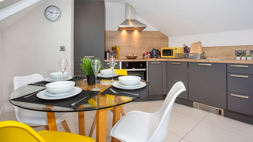 The Atico Spacious Duplex Luxury Apartment