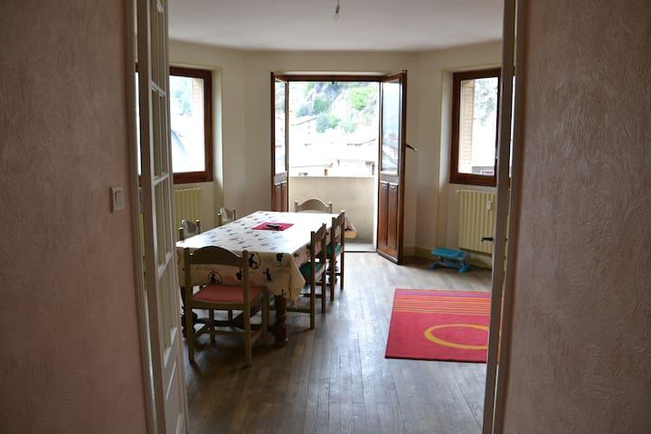 Logt Valloire/Val Thorens/Vanoise - Saint-Michel-de-Maurienne - Apartment