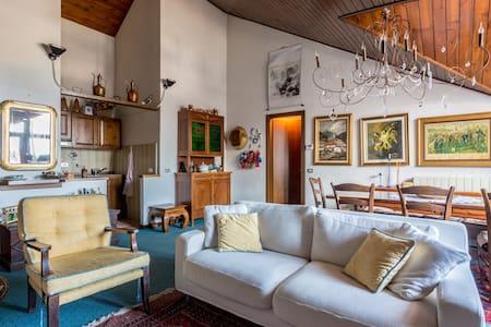 Nest  on montain - Montecampione - 아파트