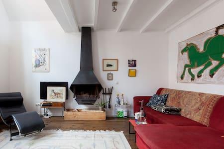 Loft vol vintage bij Evi's Tante - House