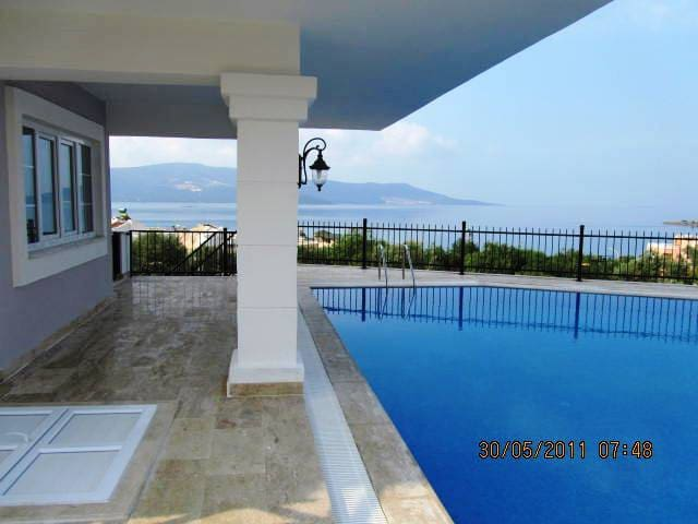 Stunning Luxury duplex by the Sea - Akbük Belediyesi - Apartamento