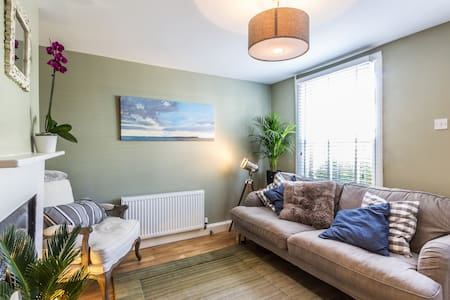 Cottage in the heart of Whitstable - 惠斯塔布(Whitstable) - 独立屋
