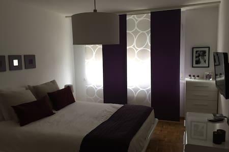 Spacieuse chambre à proximité de l'EPFL / Unil - Renens