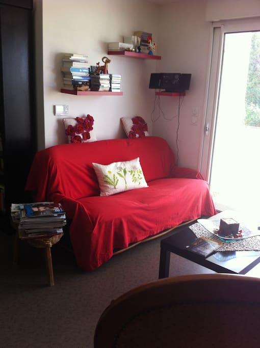Grande chambre avec petit dejeuner case in affitto a for Sono pour chambre