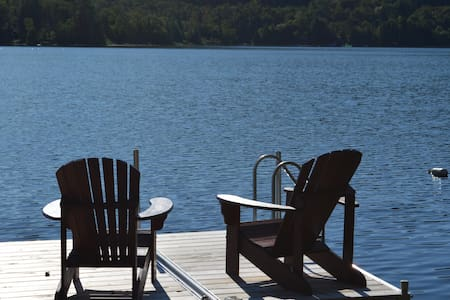 COTTAGE TO RENT IN TREMBLANT - Mont-Tremblant