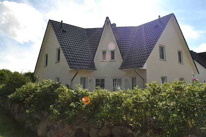 Ferienhaus Am Jungfernberg 1b - Rankwitz - Huis