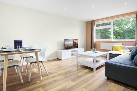 Modern newly furnished two bedroom apartment