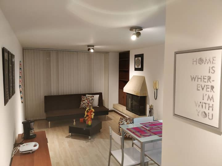 Awesome location, cozy and comfortable apartment