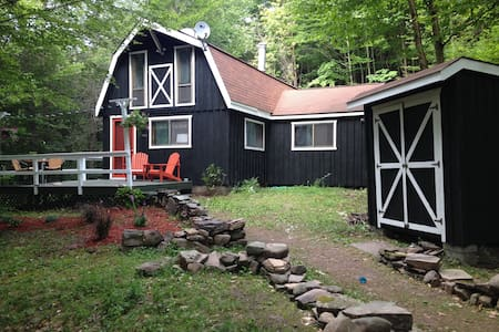 A cozy mountainside retreat awaits - Shandaken