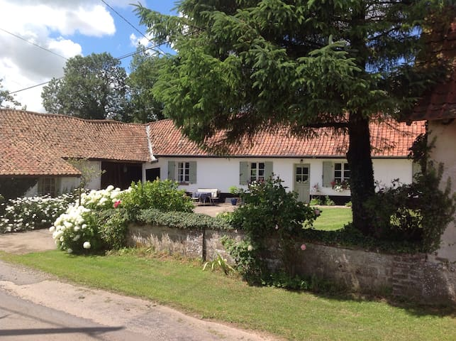 Charming cottage near Le Touquet - Embry - House