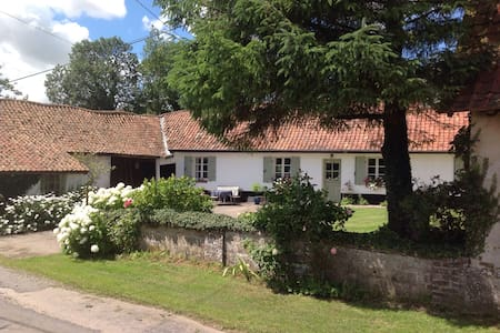 Charming cottage near Le Touquet - Embry - Casa
