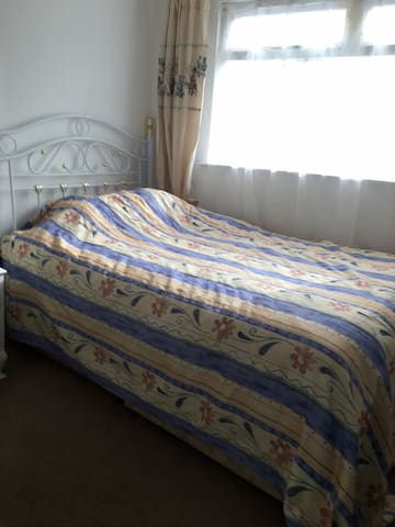 Alexandra house, double room, room no. 8