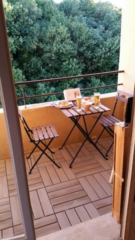 T2 de 44m2 avec balcon - Лион - Квартира
