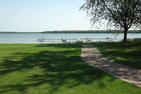 Potato Lake by Itasca Park
