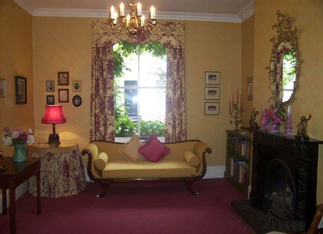 Josephine's Sitting Room
