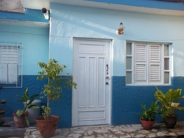 Casa Jerez Camaguey Cuba acogedora y tranquila - Camaguey