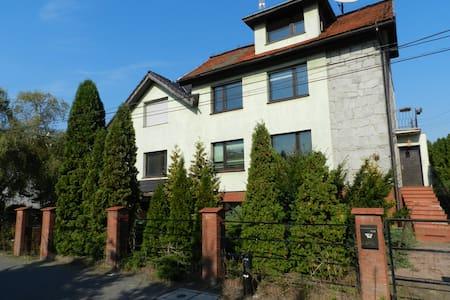 VillaToledo+garden,100m2 apartment - Poznań - Apartament
