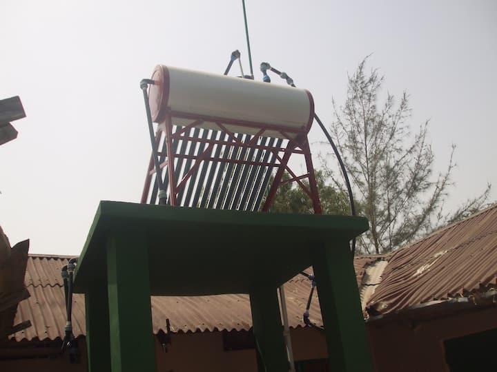 Camping-Sukuta/ Lodge  Gambia Room Nr. 16