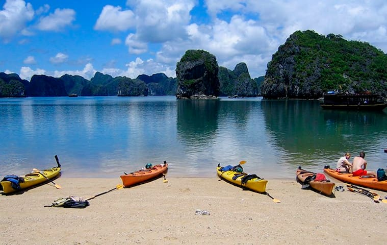 Halong Bay 1 Day tour - Hanoi - Boot