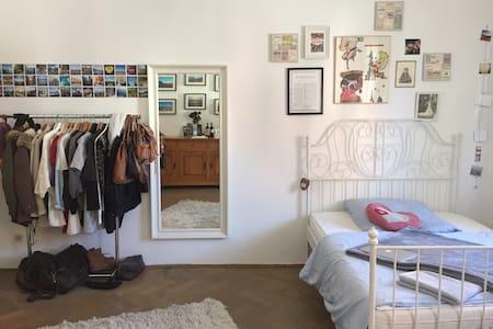Großes Zimmer in bester Lage - แบมเบิร์ก