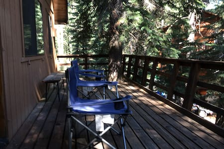 Cabin near Donner Summit & Tahoe