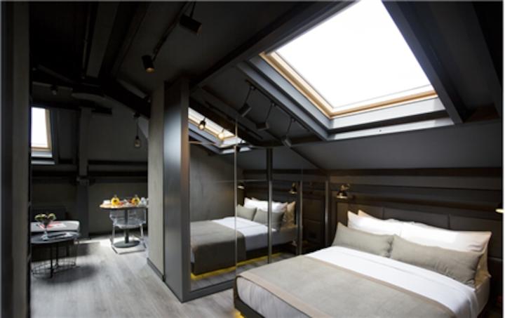 Cityloft 161, Corner Suite with Terrace/ Ataşehir